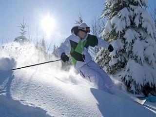 Ski and snowboard rental