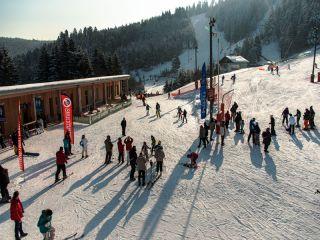 Forfait Ski + Matériel (uniquement hors vacances scolaires)