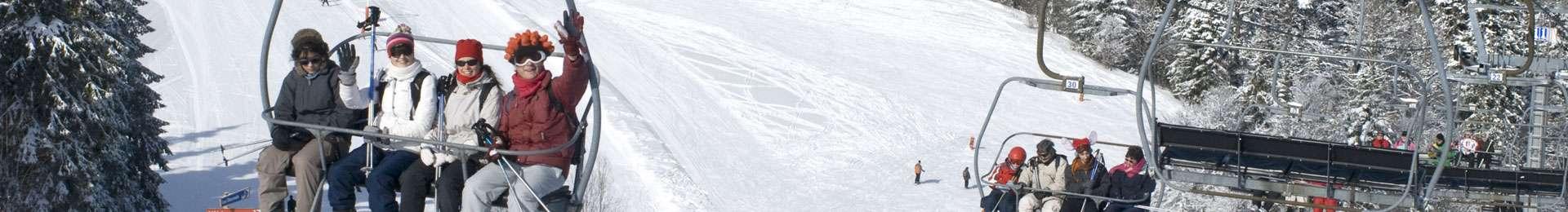 Domaine de ski alpin la Mauselaine Gérardmer