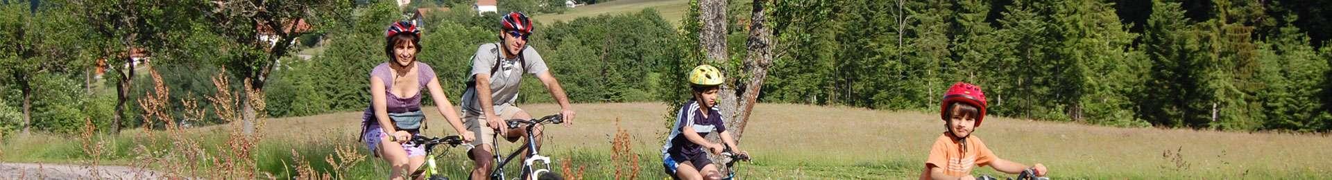 vélo été Gérardmer
