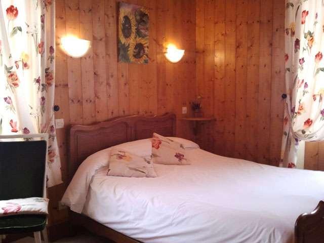 Chambre double hôtel la Vallée Xonrupt-Longemer