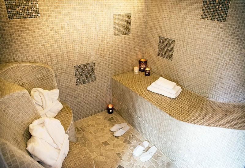 hammam spa haut jardin jacuzzi privé séjour romantique gérardmer vosges