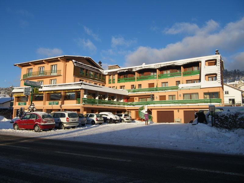 hotel la route verte 2 étoiles vacances lac gerardmer vosges