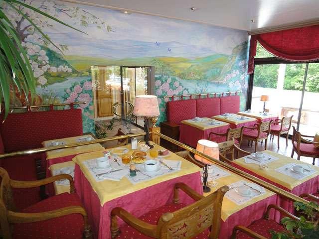Hôtel Les Loges du parc vacances Gérardmer Vosges