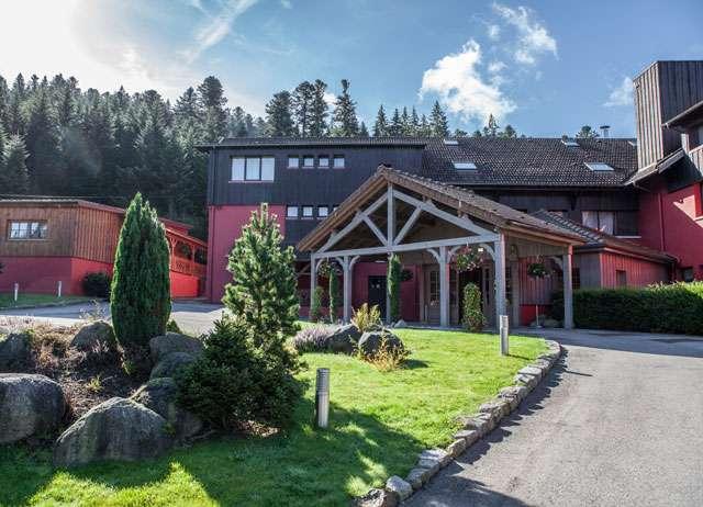 Hôtel Les Jardins de Sophie Xonrupt Longemer Vosges