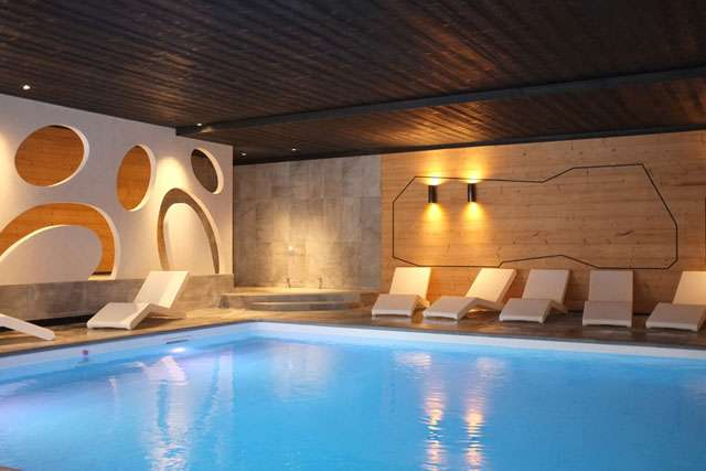 piscine hotel 3 etoiles la jamagne gerardmer vosges
