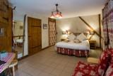 chambre hotel spa haut jardin jacuzzi privé séjour romantique gérardmer vosges