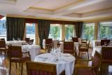 Restaurant de l'hôtel Le Manoir au Lac****