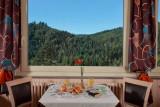 petit dejeuner hotel de la grande cascade tendon le tholy vosges