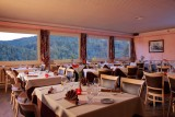 salle de restaurant hotel  la grande cascade tendon le tholy vosges