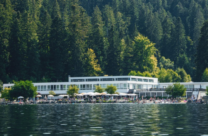 appart hotel lido gerardmer lac