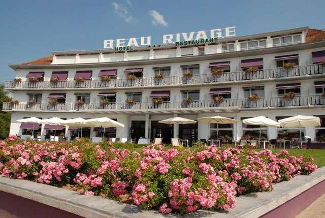 hotel bord du lac gerardmer vosges vacances
