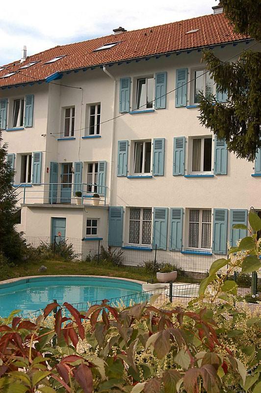 Piscine à l'hôtel Gérard d'Alsace 3 étoiles Gérardmer