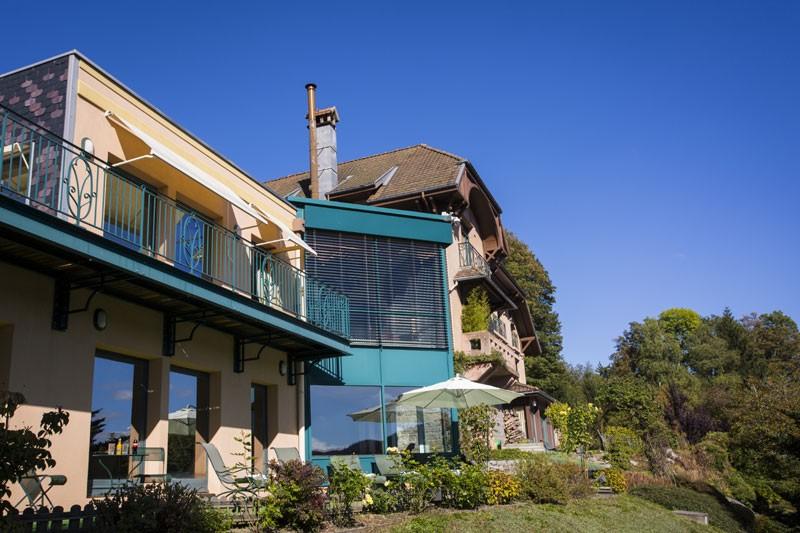 hotel le manoir au lac gerardmer vue lac vacances vosges