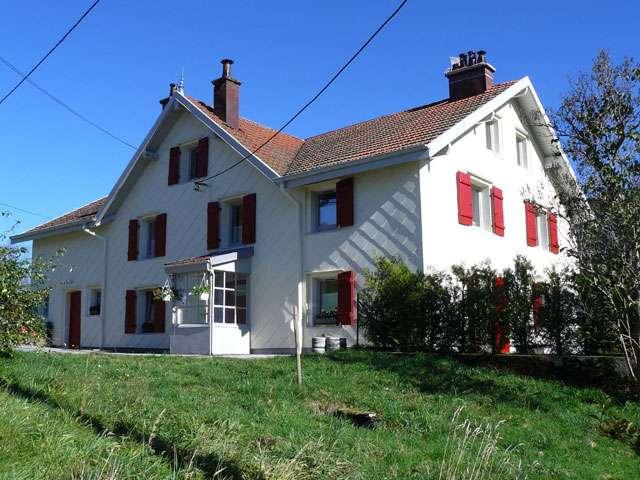 Maison d'hôtes Escapade Géromoise à Gérardmer