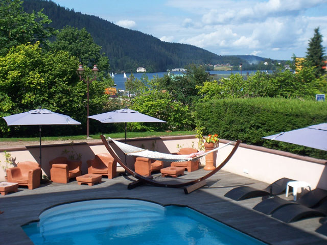 Hotel les loges du parc for Piscine ensisheim