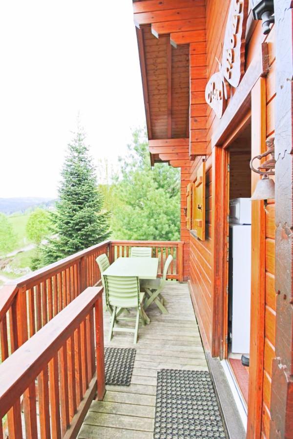 location vosges chalet gerardmer vacances GG065