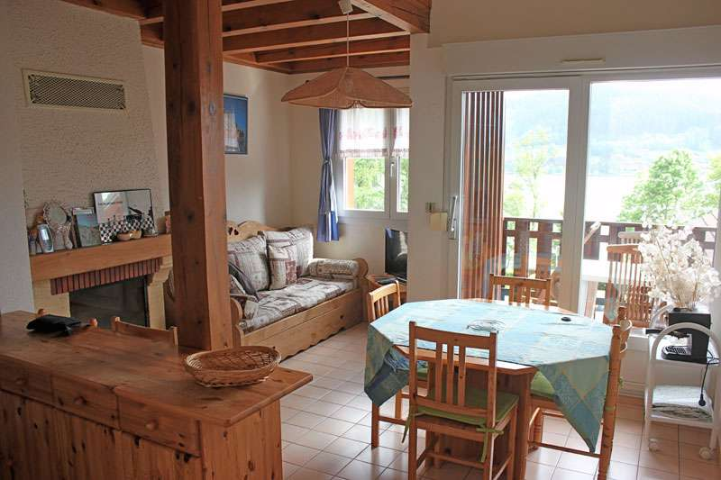 location vacances appartement gerardmer vosges GS038
