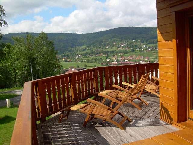 location vacances appartement vosges xonrupt longemer GC023 A660A