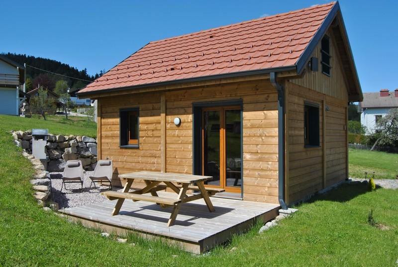 location vacances chalet gerardmer hautes vosges GC058