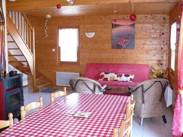 location vacances chalet gerardmer vosges GR003
