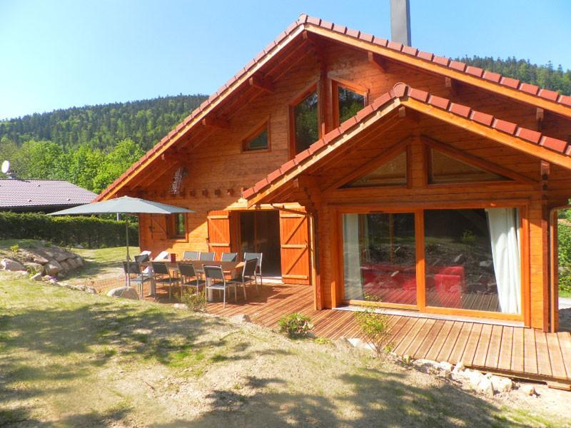 location vacances chalet gerardmer vosges GR019