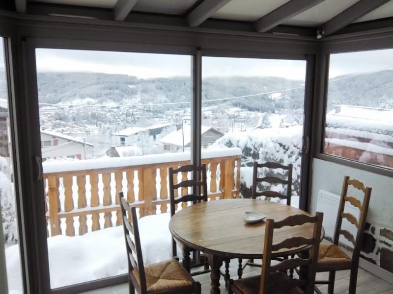 location vacances maison gerardmer vosges G0293