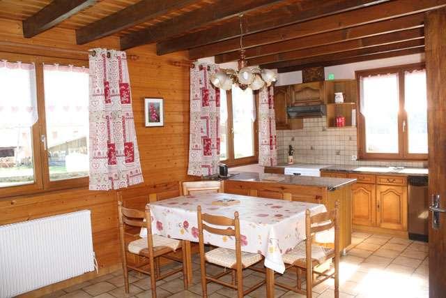 location vacances maison vosges rochesson G0474