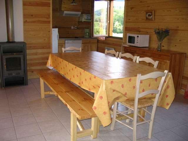 location vacances vosges julienrupt chalet JONQUILLES GH005