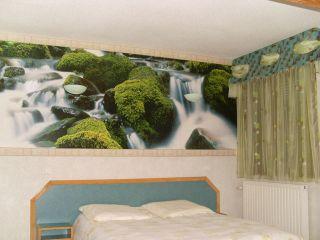 chambre hôtel 2 étoiles Tendon Vosges