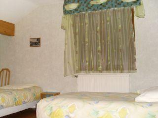chambre 4 Auberge de La Poirie Tendon Vosges