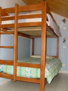 chambre 8 de l'Auberge de la Poirie à Tendon
