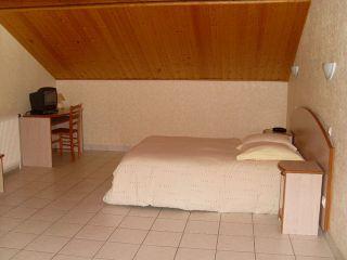 chambre 8 Auberge de la Poirie Tendon