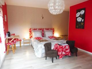 Chambres d'hôtes Fleur de Lorraine à L'Eden de Floridylle Xonrupt-Longemer Vosges
