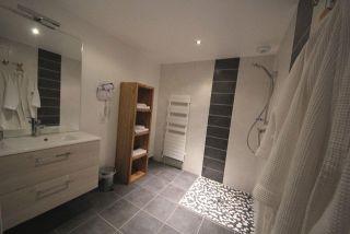 salle de bains chambre Merelle 2 personnes Gérardmer Vosges