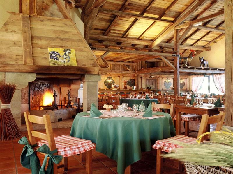 Dîner au restaurant Le Coq à l'Âne