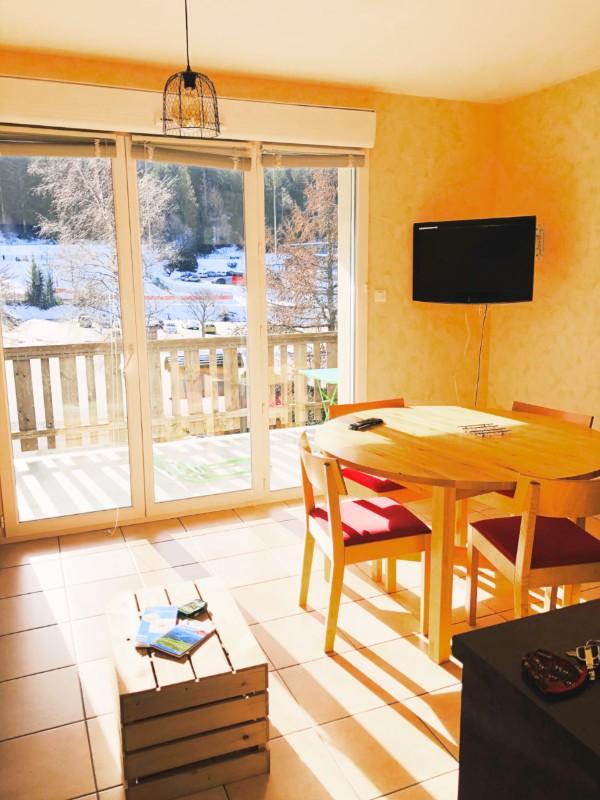 GL046 appartement gerardmer vosges pistes de ski mauselaine