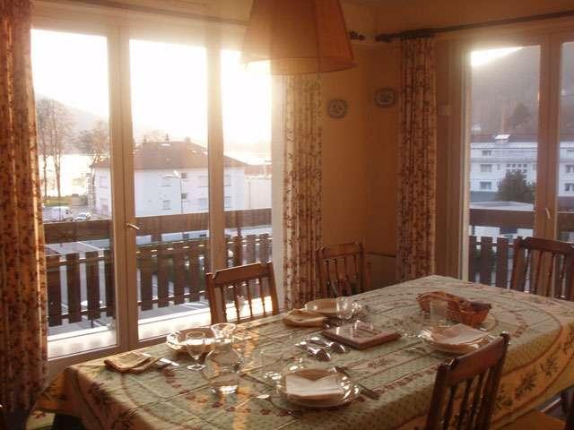 location vacances appartement gerardmer vosges G0192