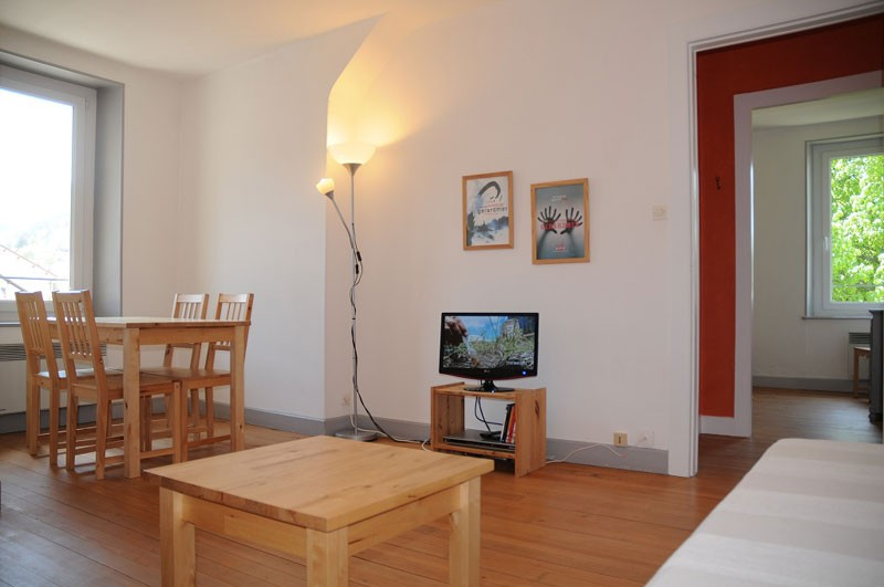 location vacances appartement vosges gerardmer GC018