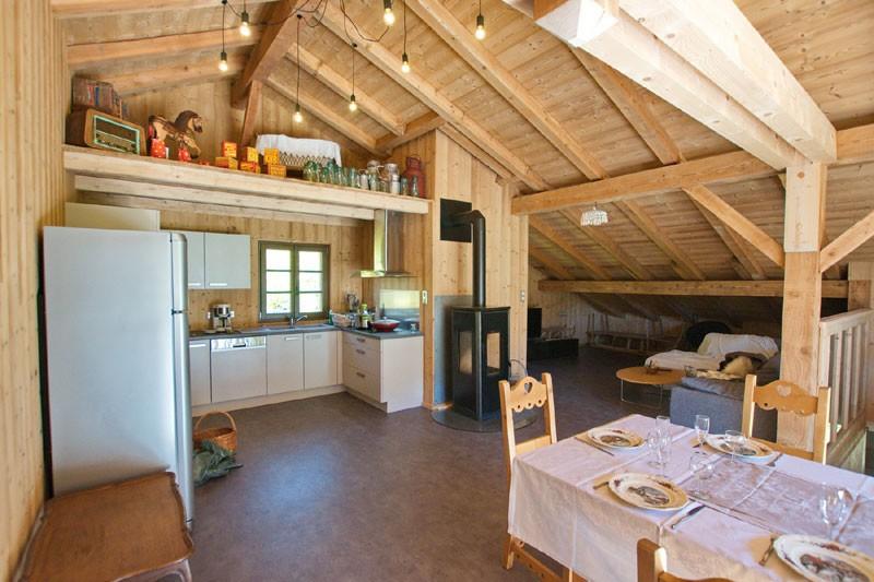 location vacances maison gerardmer vosges GK006