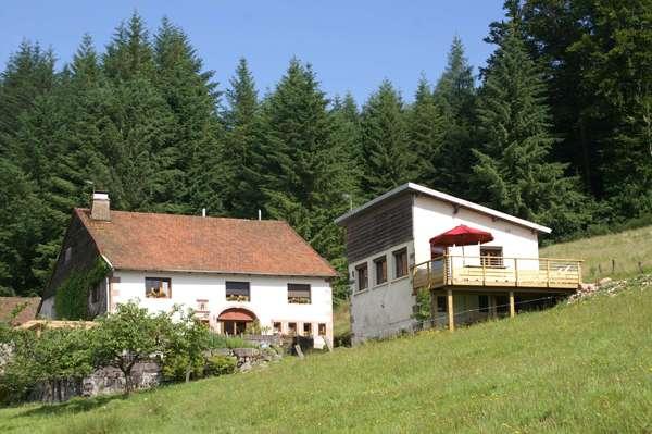 location vacances vosges cleurie maison GK004