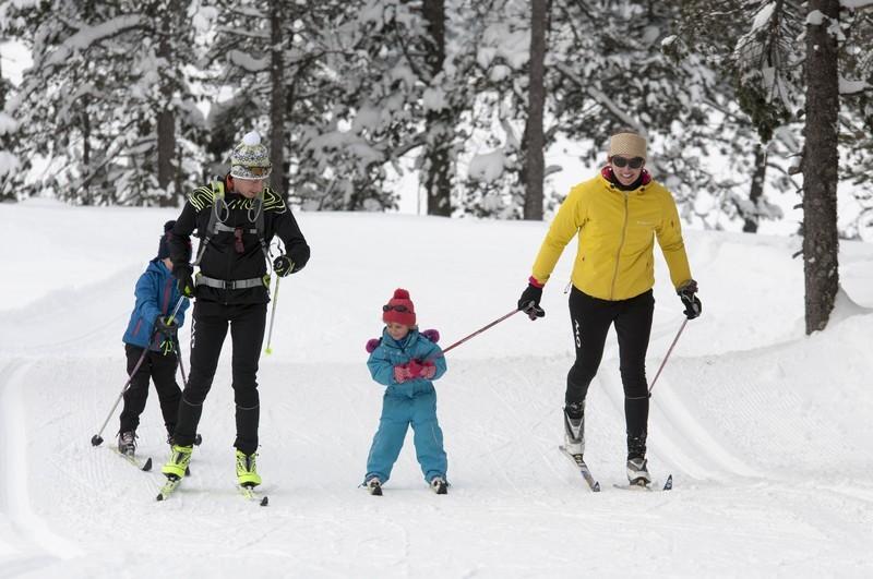 ski-de-fond-famille-gerardmer-hautes vosges